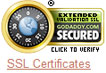 GoDaddy Secured Site Certification
